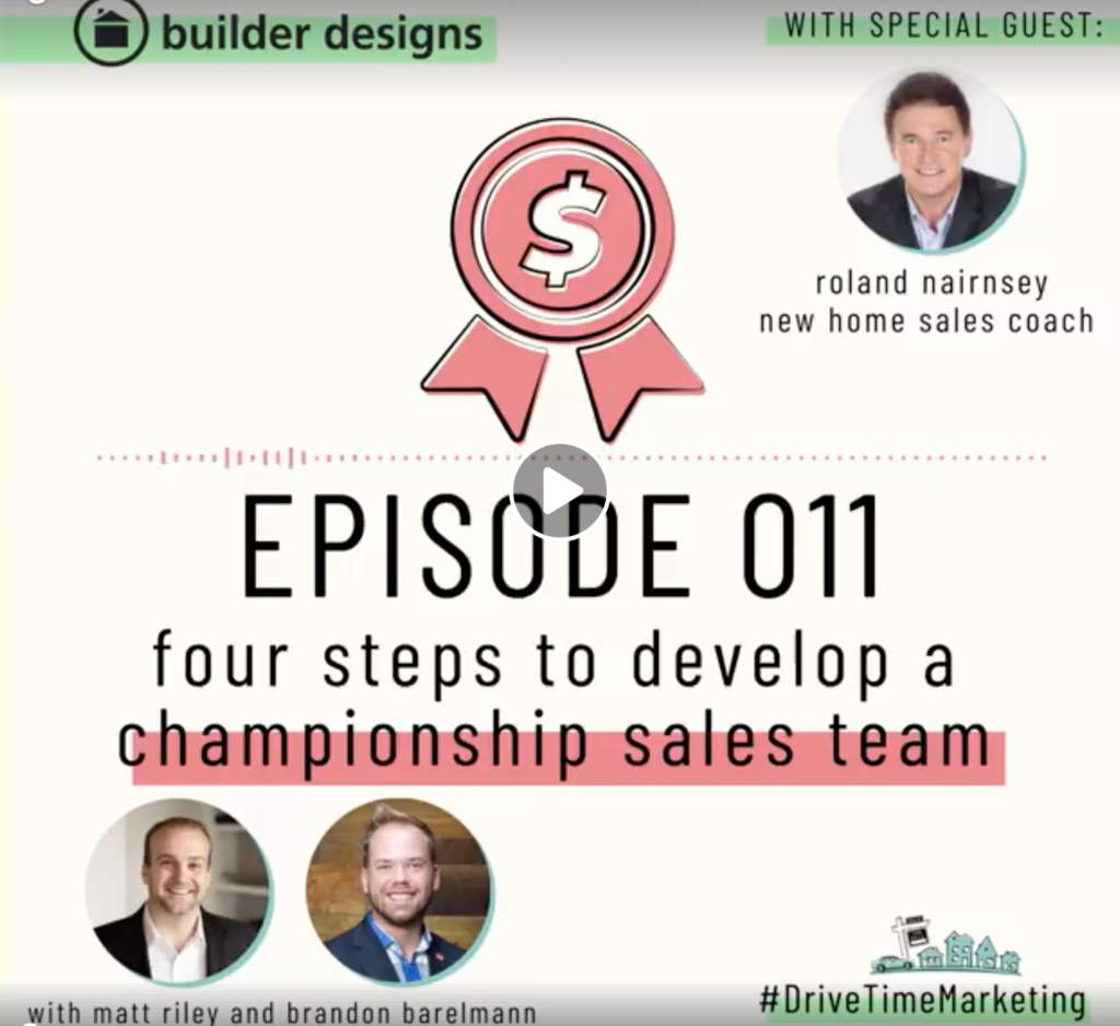 Four Steps to Develop a Championship Sales Team