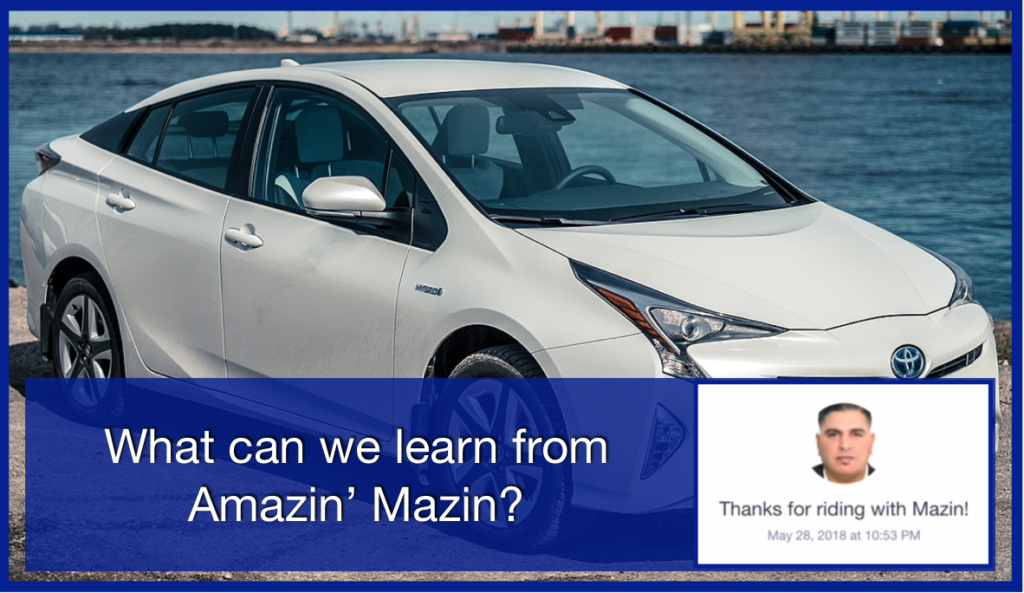 What sales training tips can we learn from Amazin' Mazin?