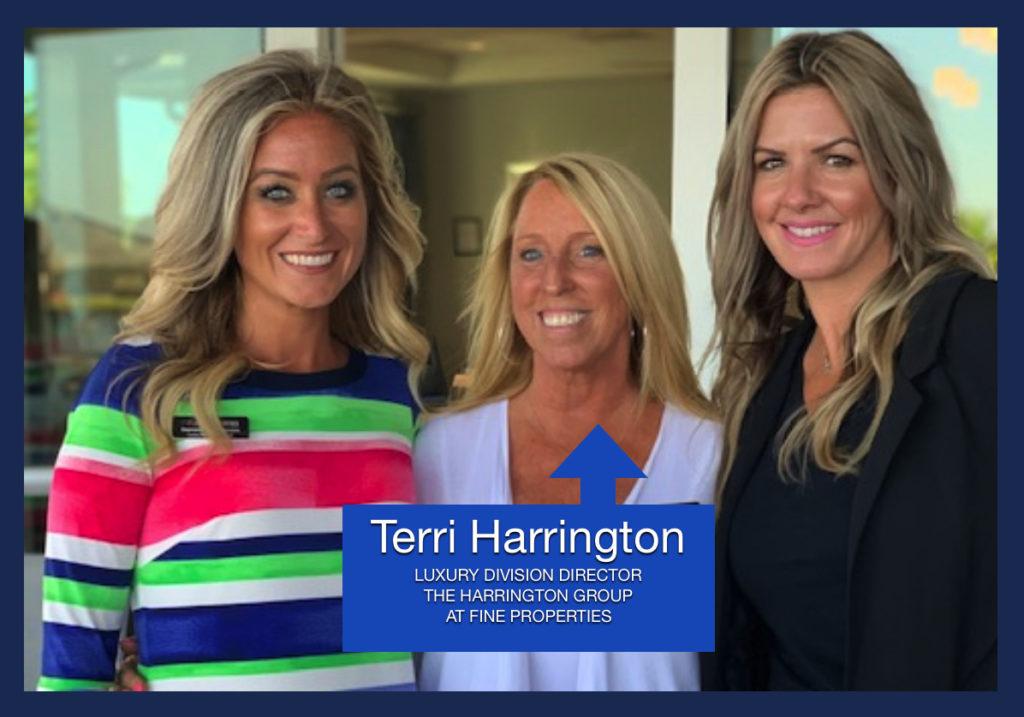 Terri Harrington is our New Home Sales Specialist Spotlight for September