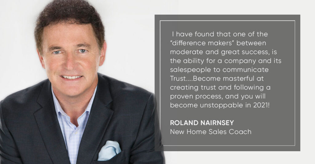 Roland shares his 5 steps to building trust with ECI|Lasso