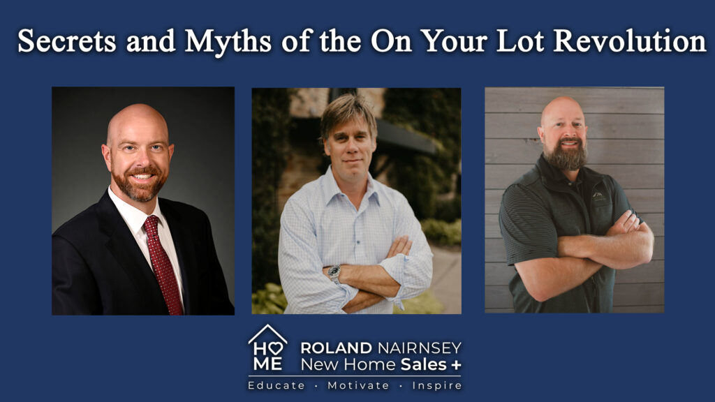 Secrets and Myths of the On Your Lot Revolution